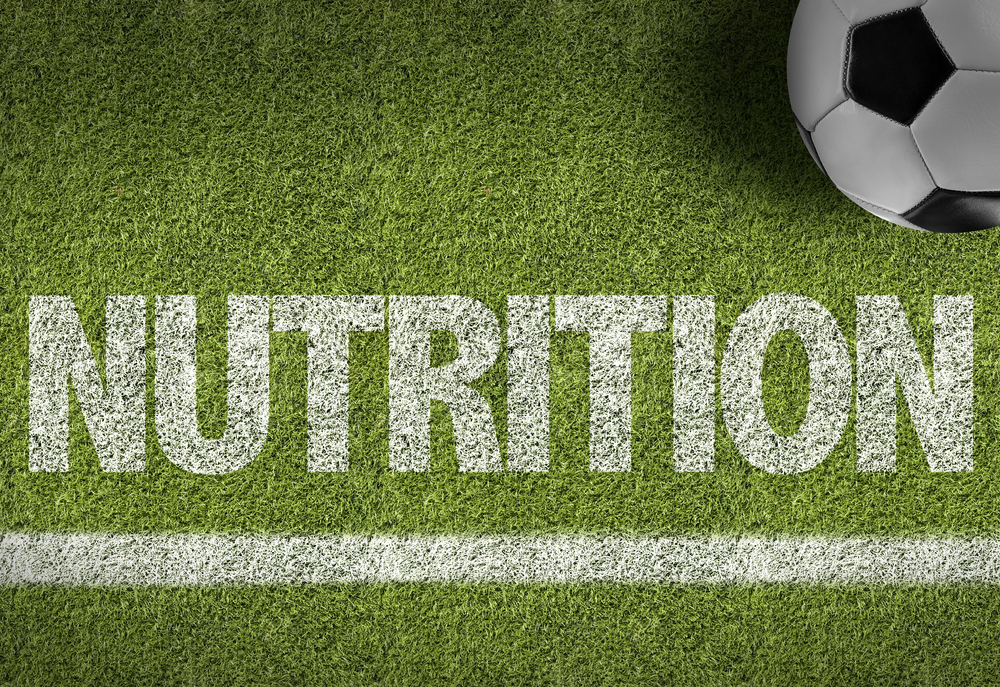 diet plan for football player