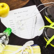 Diet 7 nutrition plan for tennis player